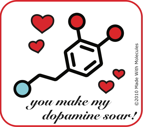 Scientists make the best partners: Happy Valentine's! (link) (2/4)