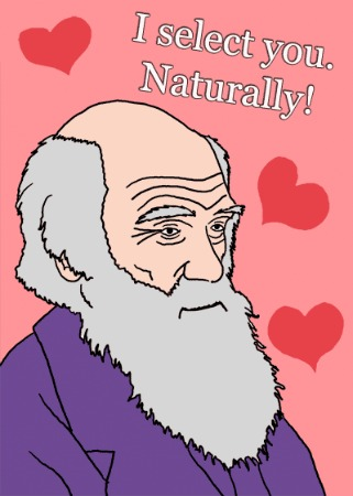 Scientists make the best partners: Happy Valentine's! (link) (4/4)