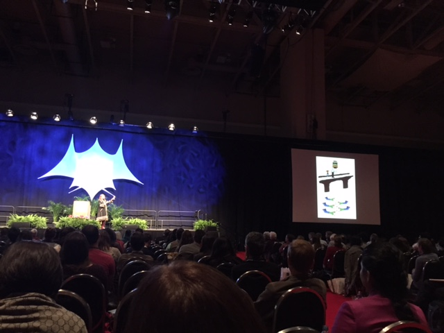 SfN2014: Day2 - Ethics in Group Beh, NeuroGaming, Exhibitors & NeuroArt (1/6)