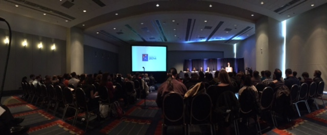 SfN2014: Day2 - Ethics in Group Beh, NeuroGaming, Exhibitors & NeuroArt (3/6)