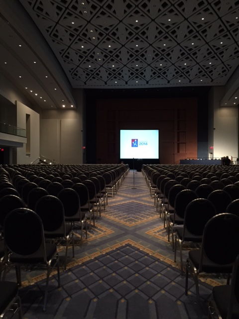 SfN2014: Day3 - Attention/Reward Symposium, More Exhibit Fun, Perception/Imagery Posters (2/6)